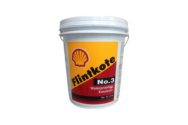 Shell Flintkote No 3 Island Waterproofing